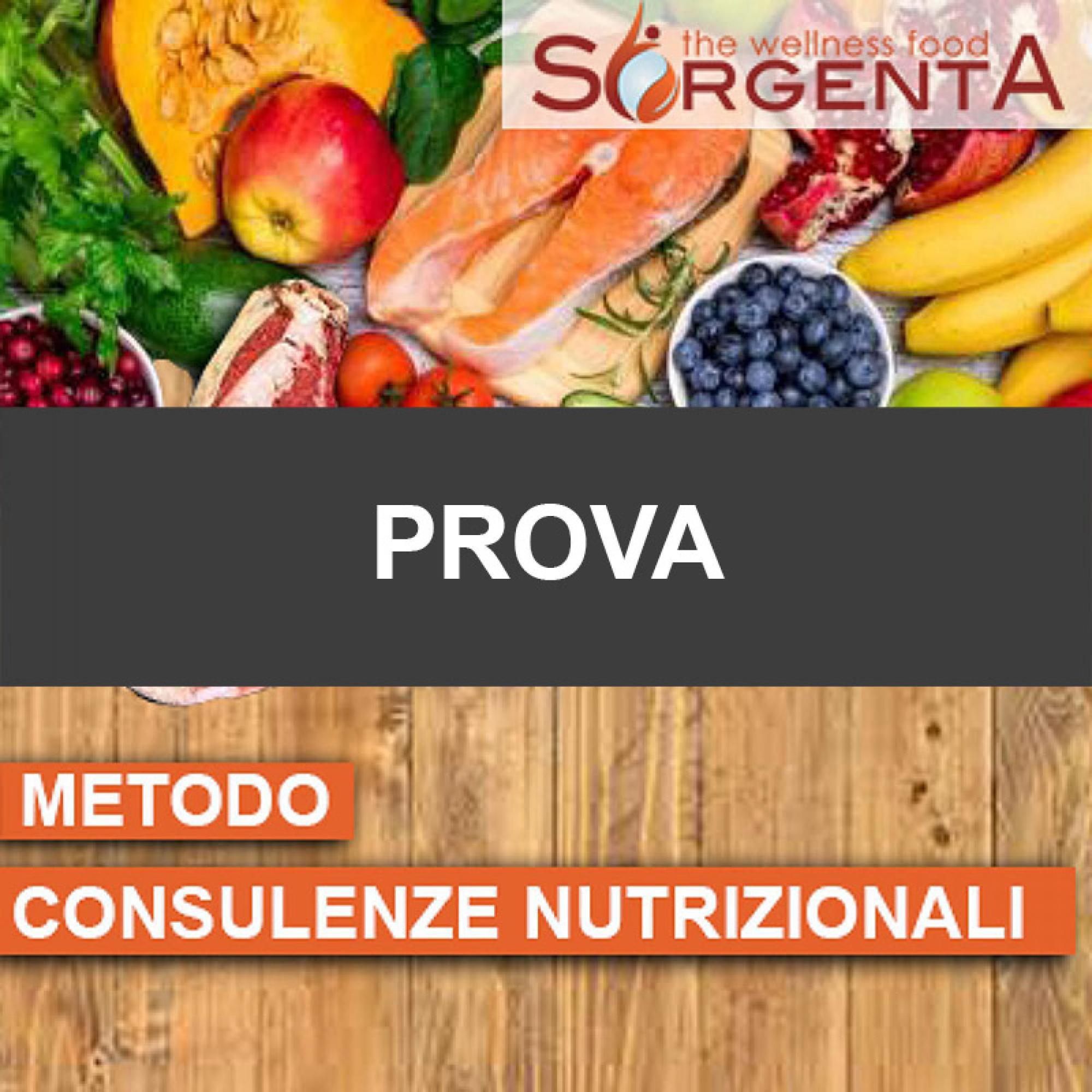 consulenza nutrizionale per perdere peso