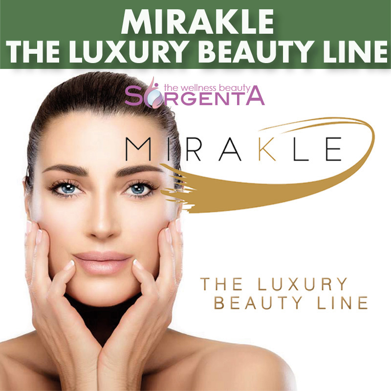 MIRAKLE - The Luxury Beauty Line